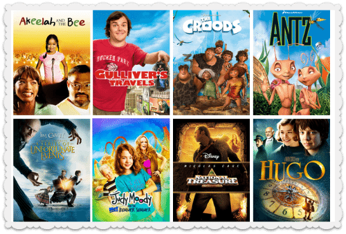 movies for bigger kids
