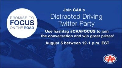 Make the Promise to end Distracted Driving CAA