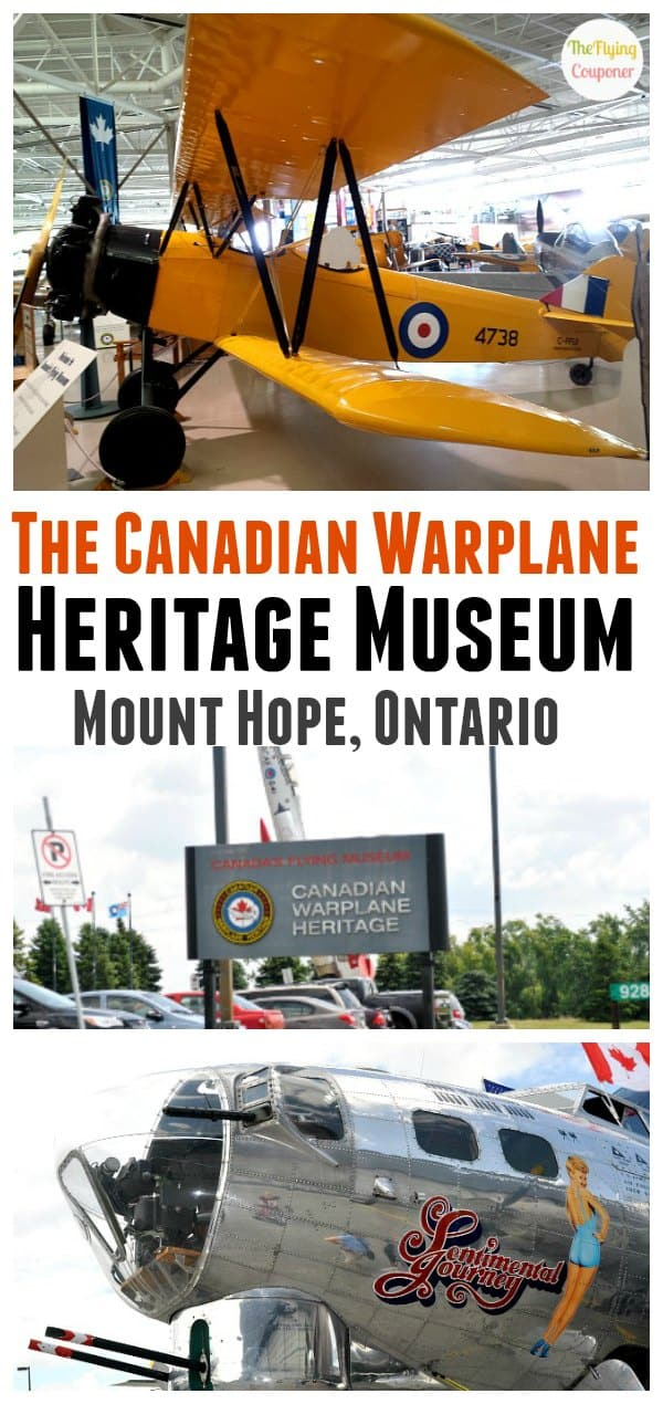 The Canadian Warplane Heritage Museum - The Flying Couponer