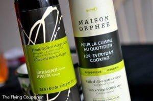 Maison Orphée olive oil