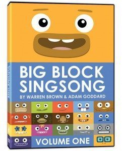 The Big Block Singsong DVD #Giveaway