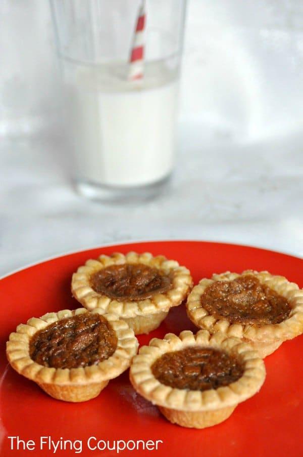 Traditional Sugar Tartlets Recipe Pie