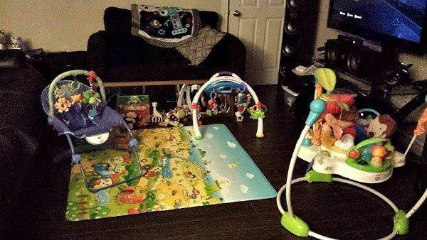 Baby Bjorn Bouncer Mini Giveaway Eatsleepplay The