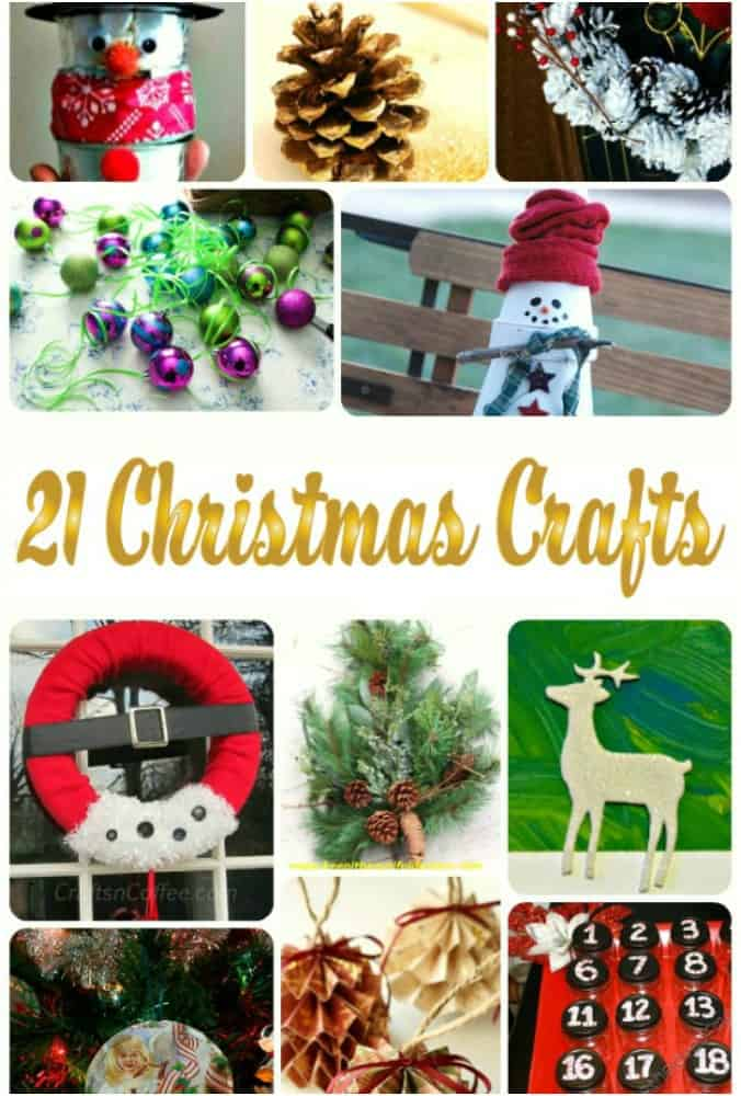 21 Christmas Craft Ideas The Flying Couponer
