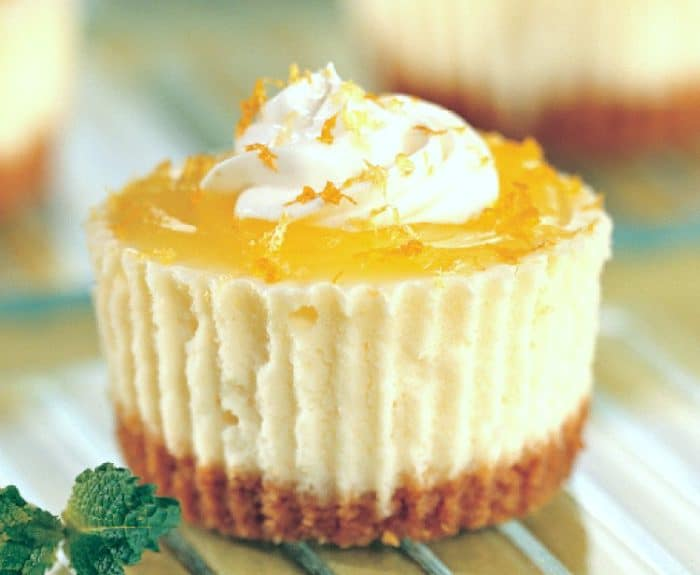 Lemon Cheesecake Cupcakes - The Flying Couponer