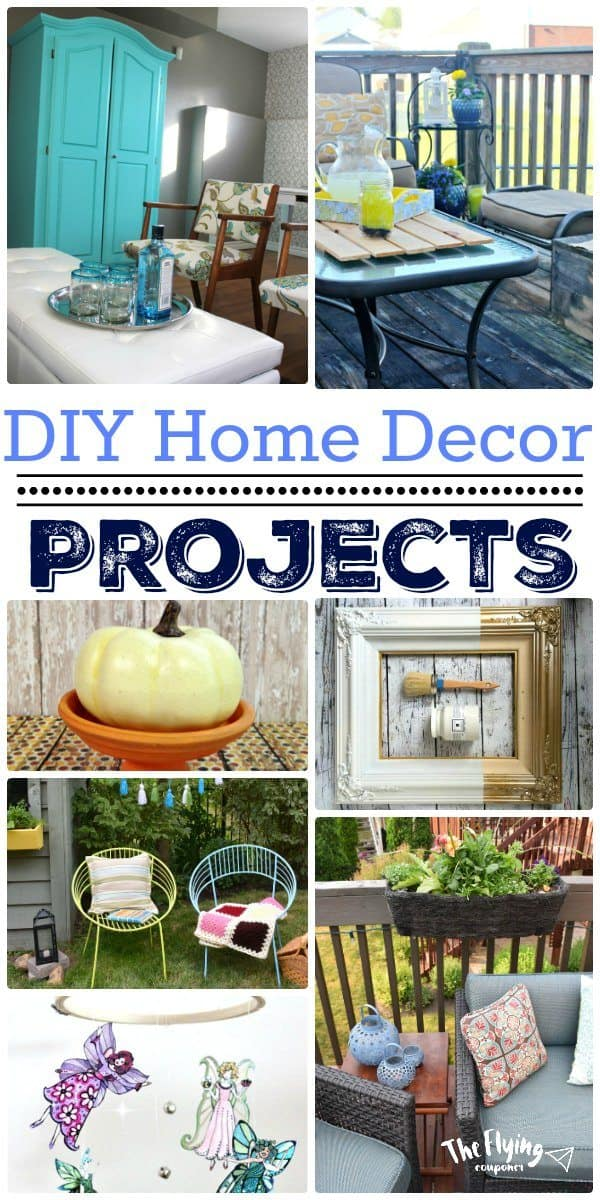 Diy home decor projects the flying couponer for Home decorators coupon may 2016