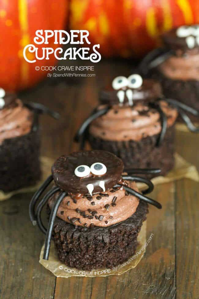 20 wickedly fun halloween cupcakes. The Flying Couponer.