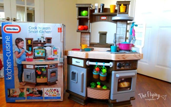 Little Tikes Cook N Learn Smart Kitchen The Flying Couponer