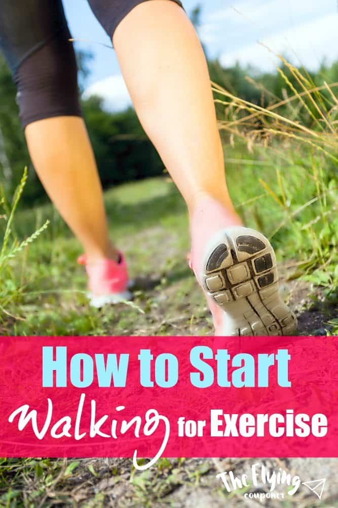 How to Start Walking for Exercise