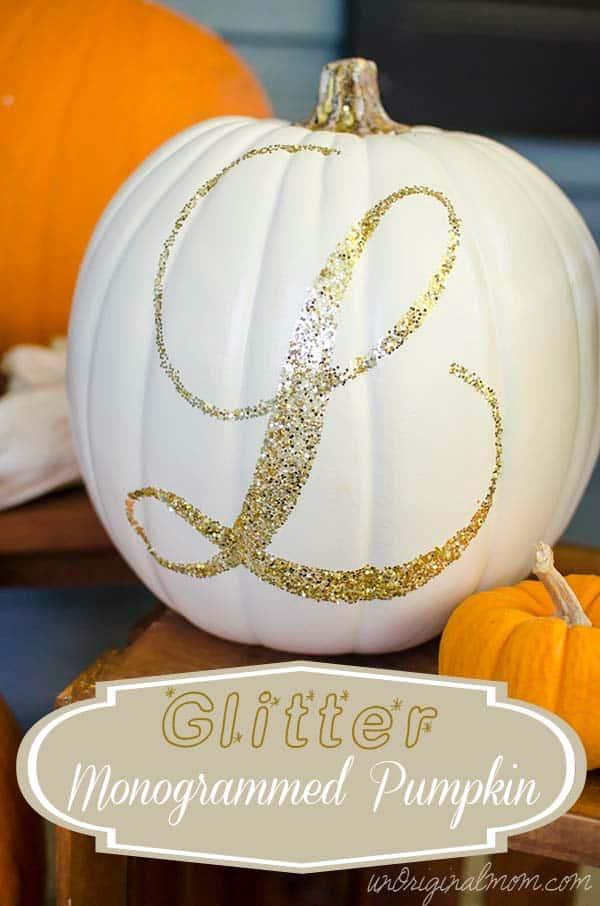 20 DIY Glitter Projects