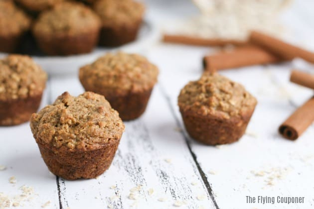 Healthy Breakfast Recipes: Easy Banana Muffins