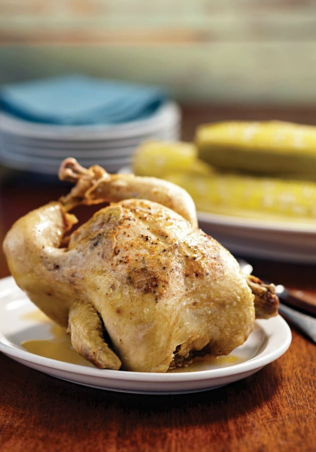 Instant Pot Rotisserie Chicken. The Flying Couponer.