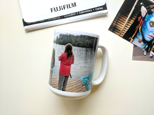 Print Your Family Photos with Fujifilm