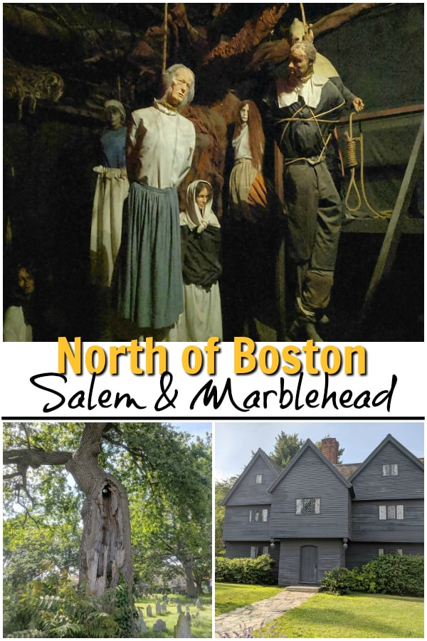 North of Boston: Salem & Marblehead