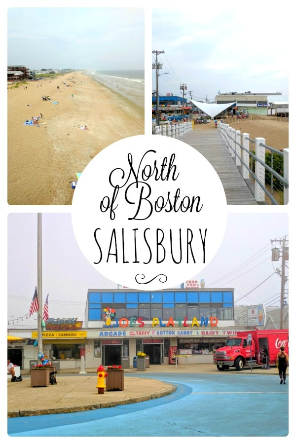 North of Boston: Salisbury